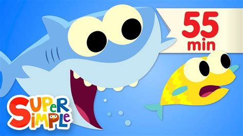Baby Shark  + More Kids Songs  Super Simple Songs Youtube