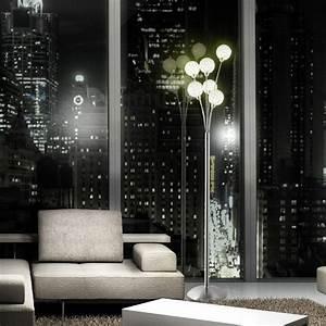 Stehlampe Für Wohnzimmer : stehlampe stehleuchte standleuchte flur diele wohnzimmer esszimmer lampe leuchte ~ Frokenaadalensverden.com Haus und Dekorationen