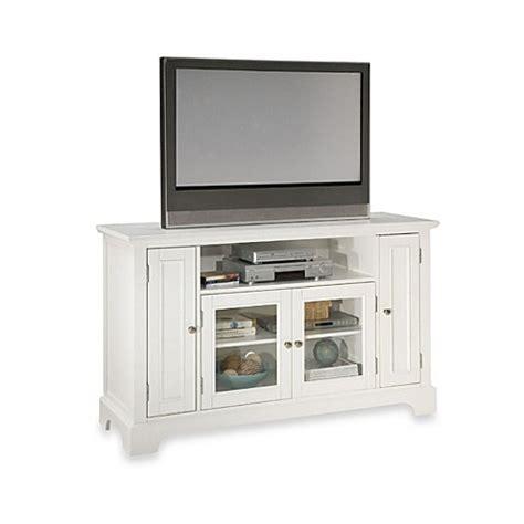 60 Tv Credenza - home styles naples 60 inch tv credenza in white bed bath