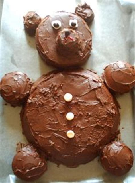 teddy bear cake cake decorating idea  birthday