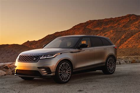 Land Rover Range Rover Velar 2019 by What S New For 2019 Land Rover