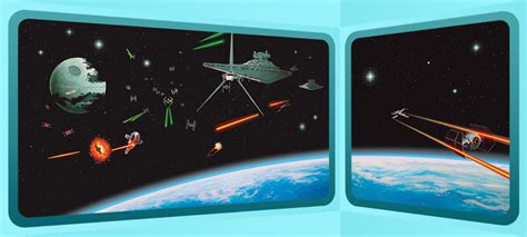 Star Wars Wallpaper Murals For Sale  Star Wars Forum