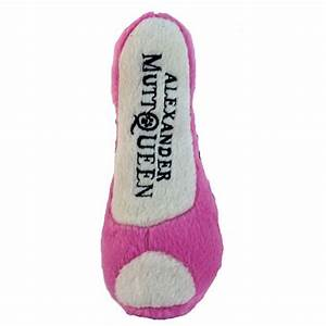 alexander muttqueen shoe dog toy designer dog toys With luxury dog toys