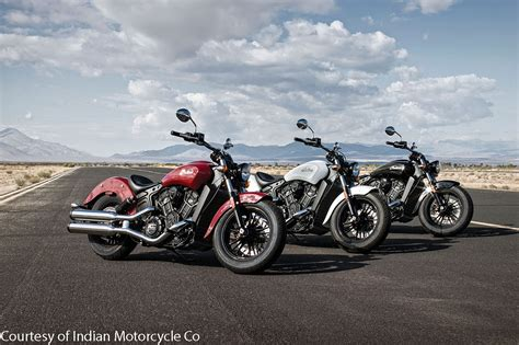 2016 Indian Scout Sixty First Ride Review  Motorcycle Usa