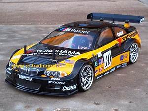 BMW M3 GT Custom Painted RC Touring Car / RC Drift Car ...