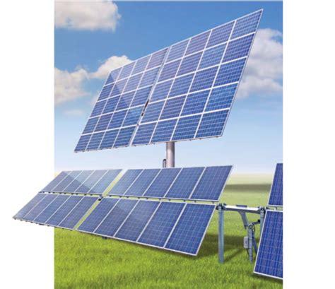 Солнечный трекер или поворотная мачта для солнечных батарей