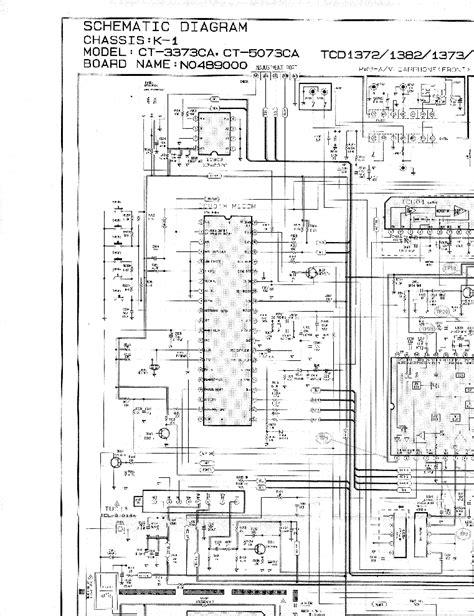 samsung txd chasis  circuit diagram service manual