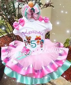 Lol Tutus Lol Dolls Tutus Dolls Tutus Birthday Tutus