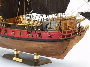 Buy Blackbeard's Queen Anne's Revenge Model Pirate Ship