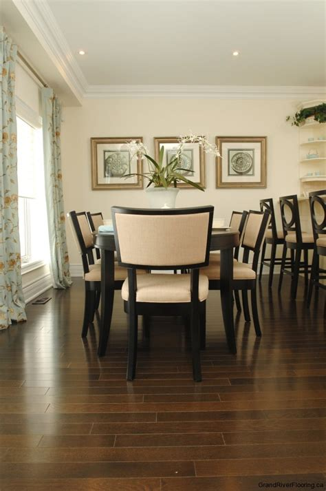 dining rooms  hardwood floors grand river flooring