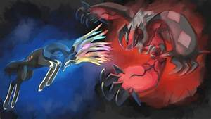 pokemon x and y legendaries and locations video