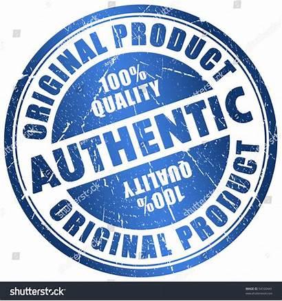 Genuine Authentic Stamp Showing Shutterstock Brand Jooinn