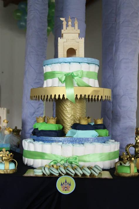 prince baby shower decorations kara s party ideas little prince baby shower party planning ideas supplies idea cake