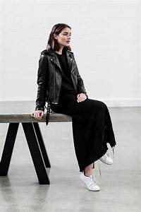 Rev Up Your Wardrobe With These Leather Jacket Outfits - Just The Design