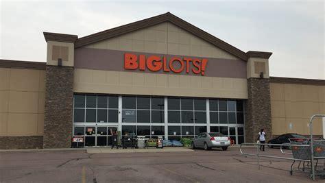 Big Lots closing Sioux Falls store