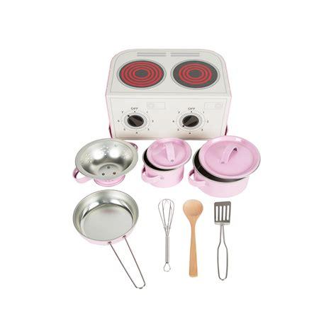 valisette de cuisine casseroles et ustensiles miniatures