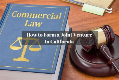 how to form an llp in california joining a joint venture in california law advocate group