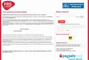 How To Remove Prs For Music Virus Manually  Unlock Your