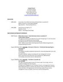 resume cover letter retail resume cover letter exle for