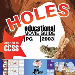 Holes Movie Guide