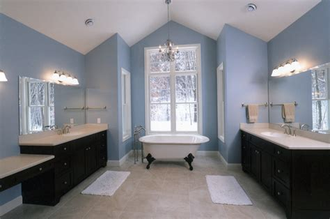 and cool blue bathroom ideas for home