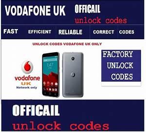 Vodafone Uk Lg K8 Unlock Codes Vodafone Uk Only