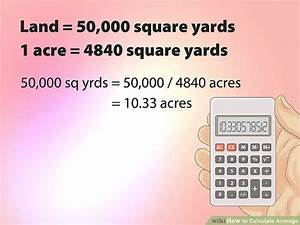 How to Calculate Acreage (with Cheat Sheet)
