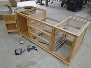 Fabriquer Meuble Bois : construire meuble bois le dessin contemp ~ Voncanada.com Idées de Décoration