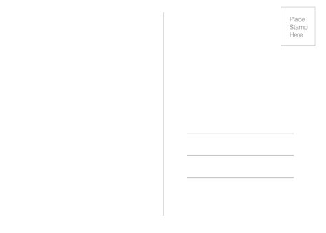 7 Best Images Of Postcard Back Template  Free Blank. Resume For Gym Receptionist Template. Make Your Cover Letter Stand Out Template. Genie Guesses. Sample College Resume Template. Ncaa 2018 Basketball Tournament Bracket Template. Root Cause Analysis Template. Business Canvas Template Word. Santa Letter Template Black And White Template