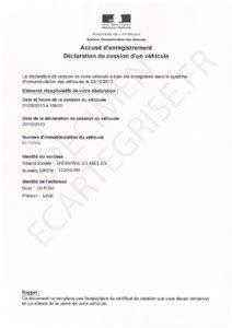 documents pour la vente d un véhicule certficat de cession ou de vente cerfa 13754