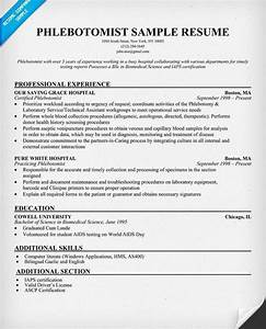 magnificent certified phlebotomy technician resume sample With certified phlebotomy technician
