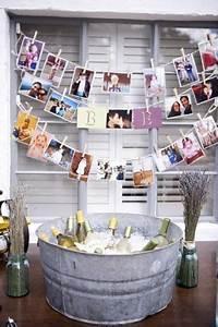 Fotos Aufhängen Ideen : gartenparty idee zinkwanne mit eis bef llen um die ~ Lizthompson.info Haus und Dekorationen