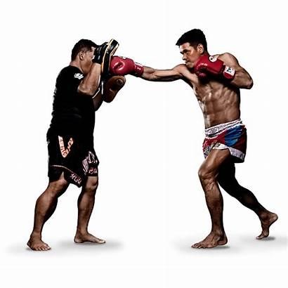 Boxing University Class Training Evolve Thai Muay
