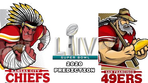 Nfl Playoffs 2019 Super Bowl 54 2020 Predictions Youtube