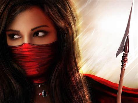 femme masquee  monde lart fantastique  design fond