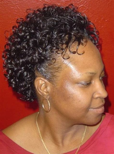 black hair naturally curly hairstyles Archives   Best