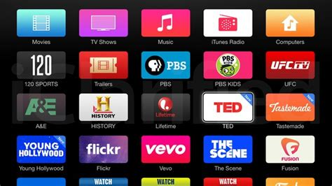 apple adds ted talks tastemade young hollywood channels