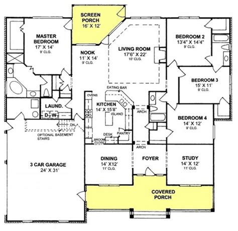 5 bedroom house plans with bonus room 4 bedroom ranch house plans with bonus room house plan 2017