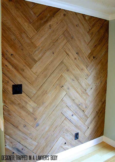 rivestire pareti con legno rivestimenti in legno fai da te con i pallet riciclati
