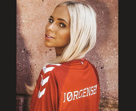 Newcastle target Nicolai Jørgensen's drop dead gorgeous ...