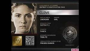 Hunger Games Character Theme Songs: First Movie/Book - YouTube