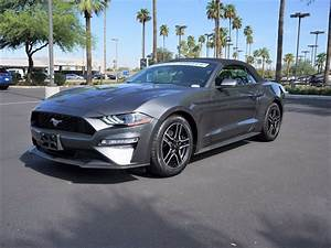 Pre-Owned 2019 Ford Mustang I4 Convertible in Tucson #PD30720 | Royal Automotive Group