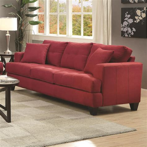 32584 furniture los angeles graceful fabric sofa divani casa tejon modern fabric sofa
