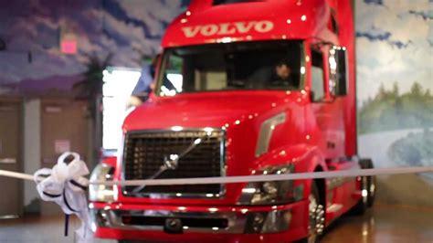 volvo trucks big rig exhibit  childrens museum