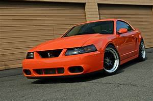 This 2004 Competition Orange Cobra Mustang Was Built to Reach a Whole New Level Photo & Image ...