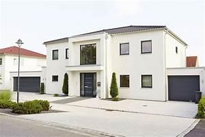Stadtvilla 300 Qm : luxushaus villa cannstatt ein fertighaus von gussek haus ~ Lizthompson.info Haus und Dekorationen