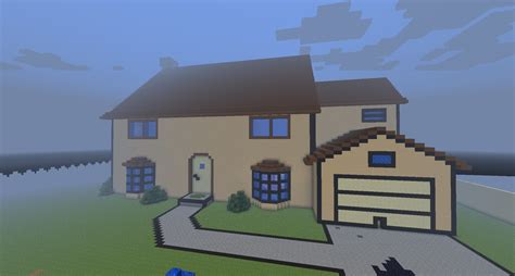 image de maison minecraft maison sur minecraft ventana