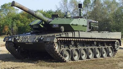 Below The Turret Ring: Future Leopard 2 improvments?