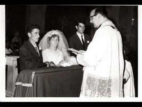 Buon anniversario di matrimonio amore mio. Cinquantesimo anniversario di matrimonio nonni - YouTube