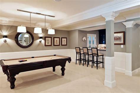 best paint colors and lighting for basement walls basement decor paint basement